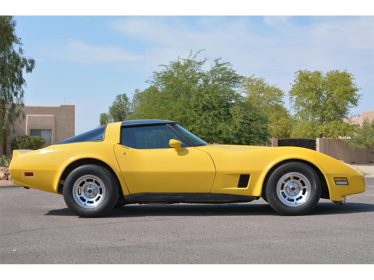 Large Picture of '81 Corvette located in Wittmann Arizona - LGQ7