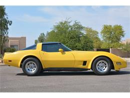 Picture of '81 Chevrolet Corvette located in Wittmann Arizona - LGQ7