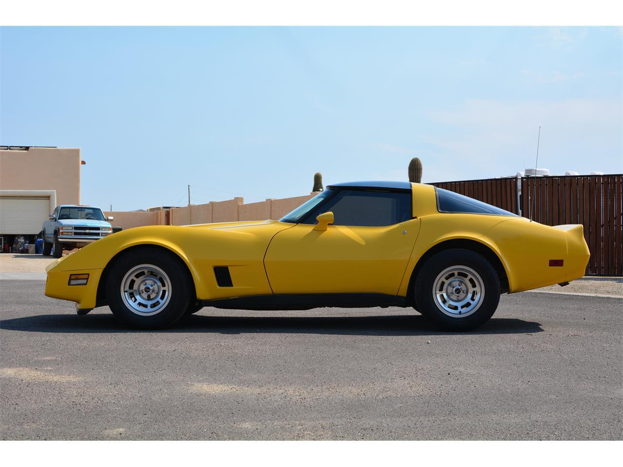 Large Picture of 1981 Chevrolet Corvette - LGQ7