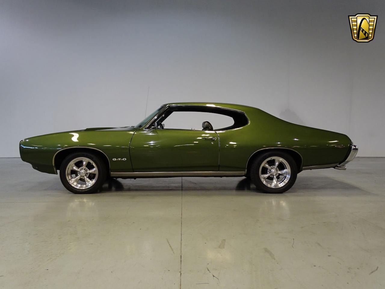 Large Picture of Classic 1969 Pontiac GTO Offered by Gateway Classic Cars - Orlando - LGS5