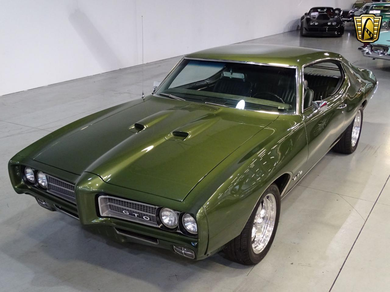 Large Picture of Classic '69 GTO - $36,995.00 Offered by Gateway Classic Cars - Orlando - LGS5