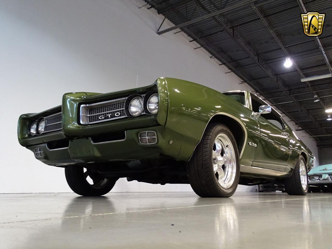 Large Picture of Classic '69 Pontiac GTO - $36,995.00 - LGS5