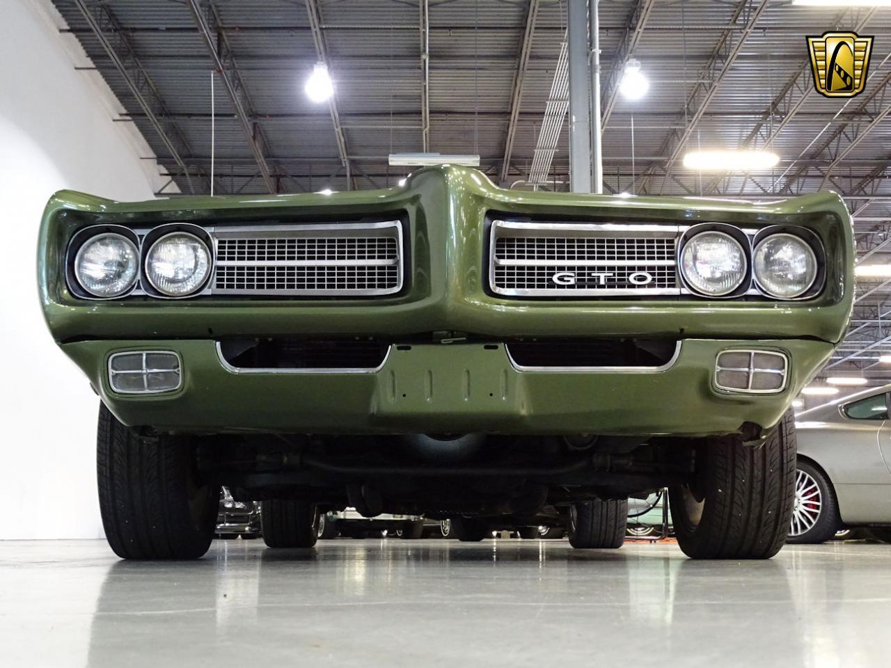 Large Picture of 1969 Pontiac GTO located in Lake Mary Florida - $36,995.00 Offered by Gateway Classic Cars - Orlando - LGS5