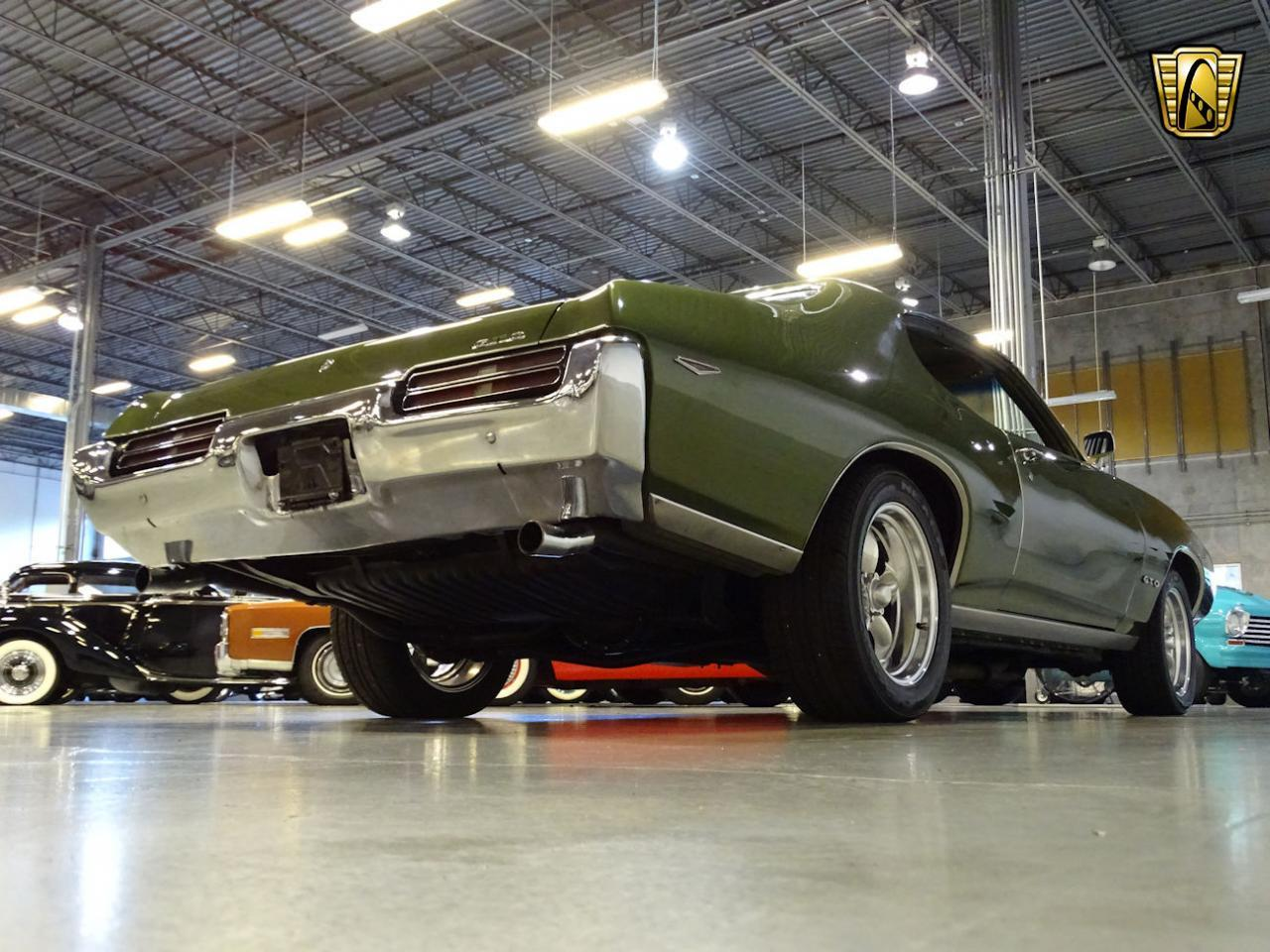 Large Picture of '69 Pontiac GTO Offered by Gateway Classic Cars - Orlando - LGS5