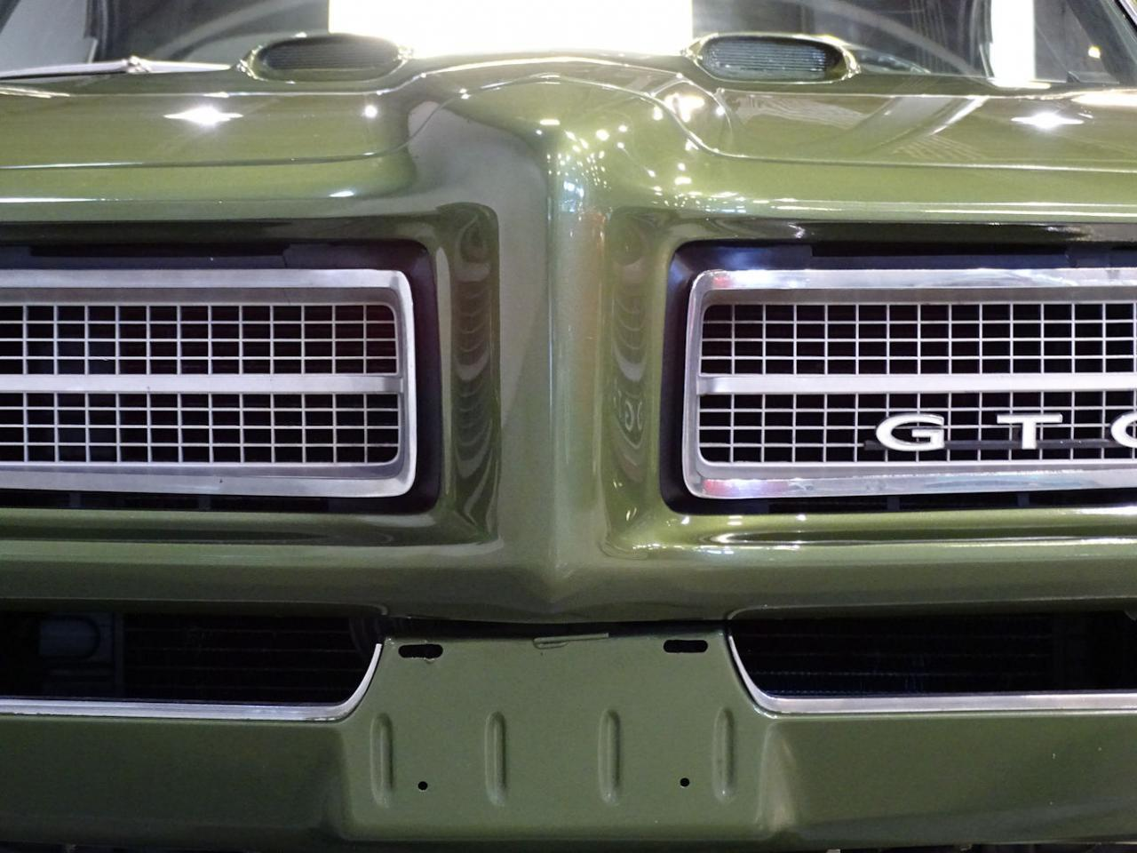 Large Picture of Classic '69 Pontiac GTO - LGS5