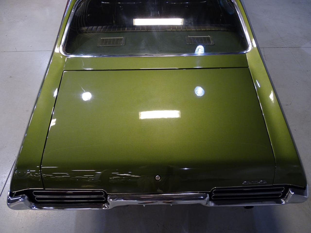 Large Picture of Classic 1969 GTO located in Lake Mary Florida - LGS5