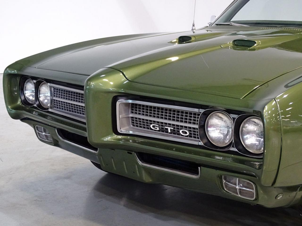 Large Picture of '69 Pontiac GTO - LGS5