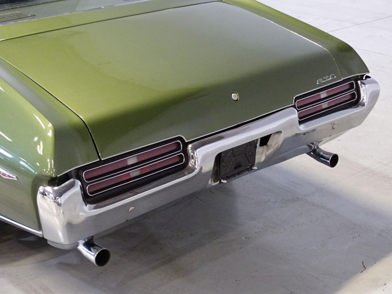 Large Picture of Classic '69 Pontiac GTO Offered by Gateway Classic Cars - Orlando - LGS5