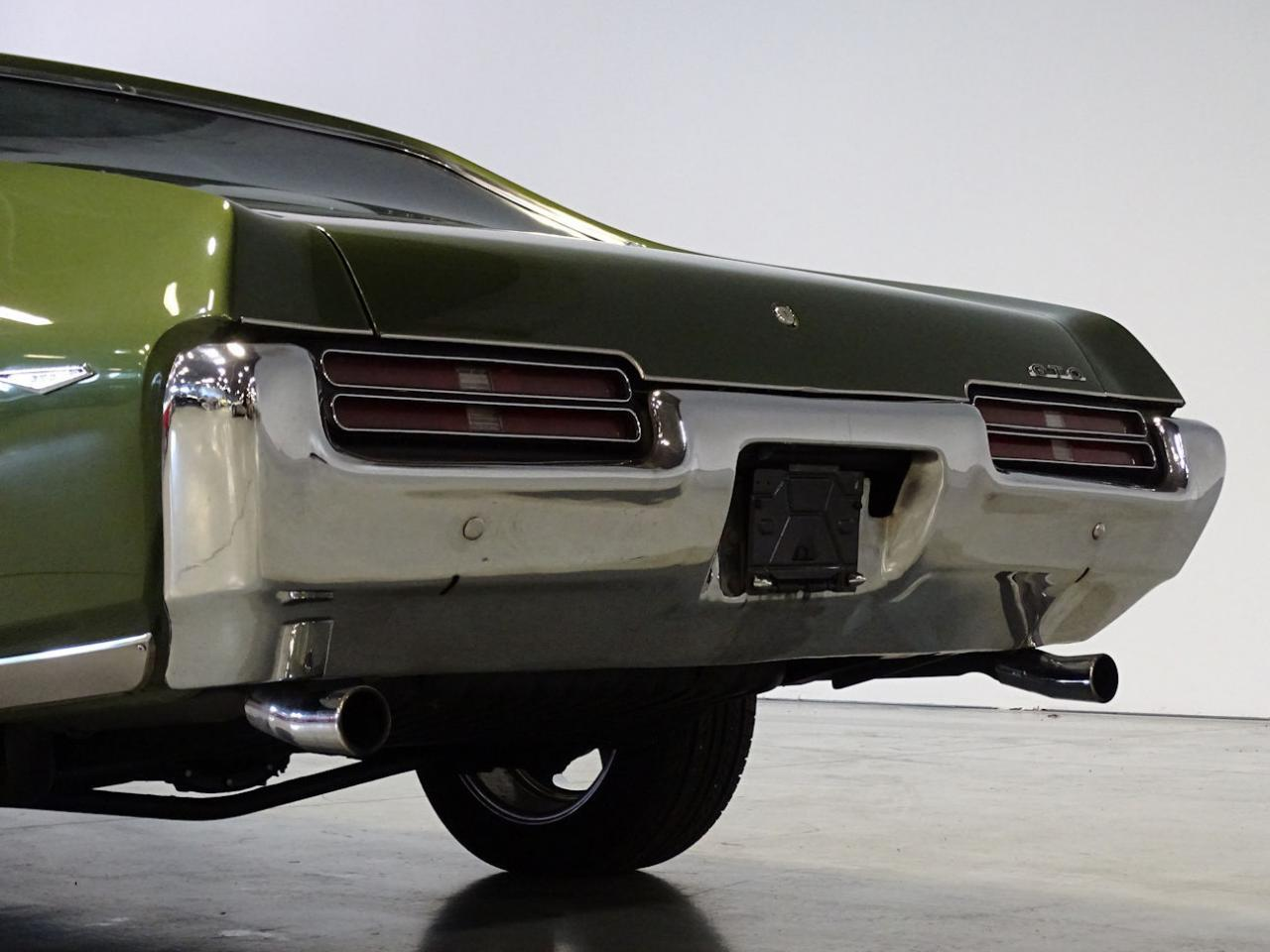 Large Picture of Classic '69 GTO located in Lake Mary Florida - $36,995.00 Offered by Gateway Classic Cars - Orlando - LGS5