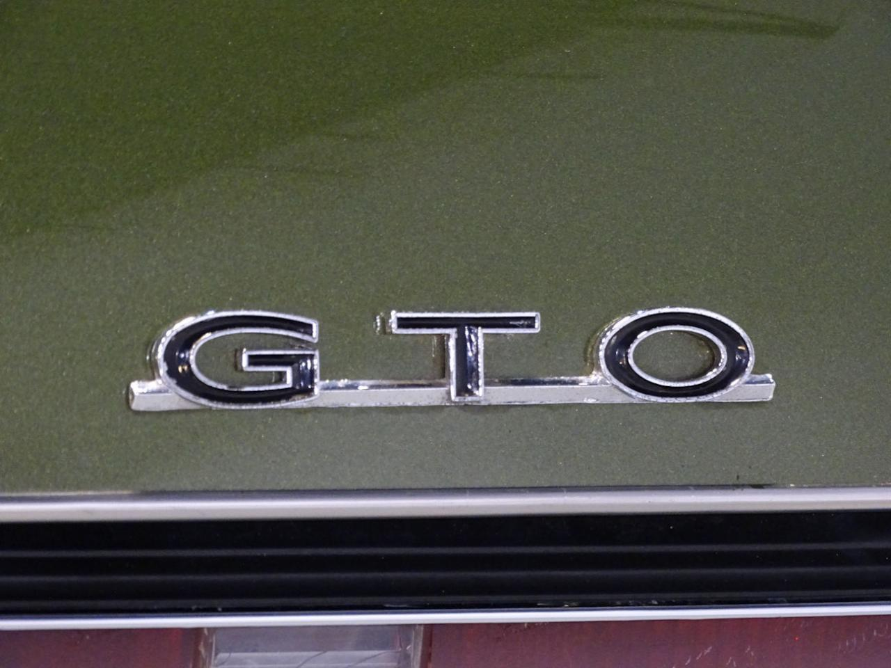 Large Picture of Classic '69 Pontiac GTO located in Lake Mary Florida - $36,995.00 - LGS5