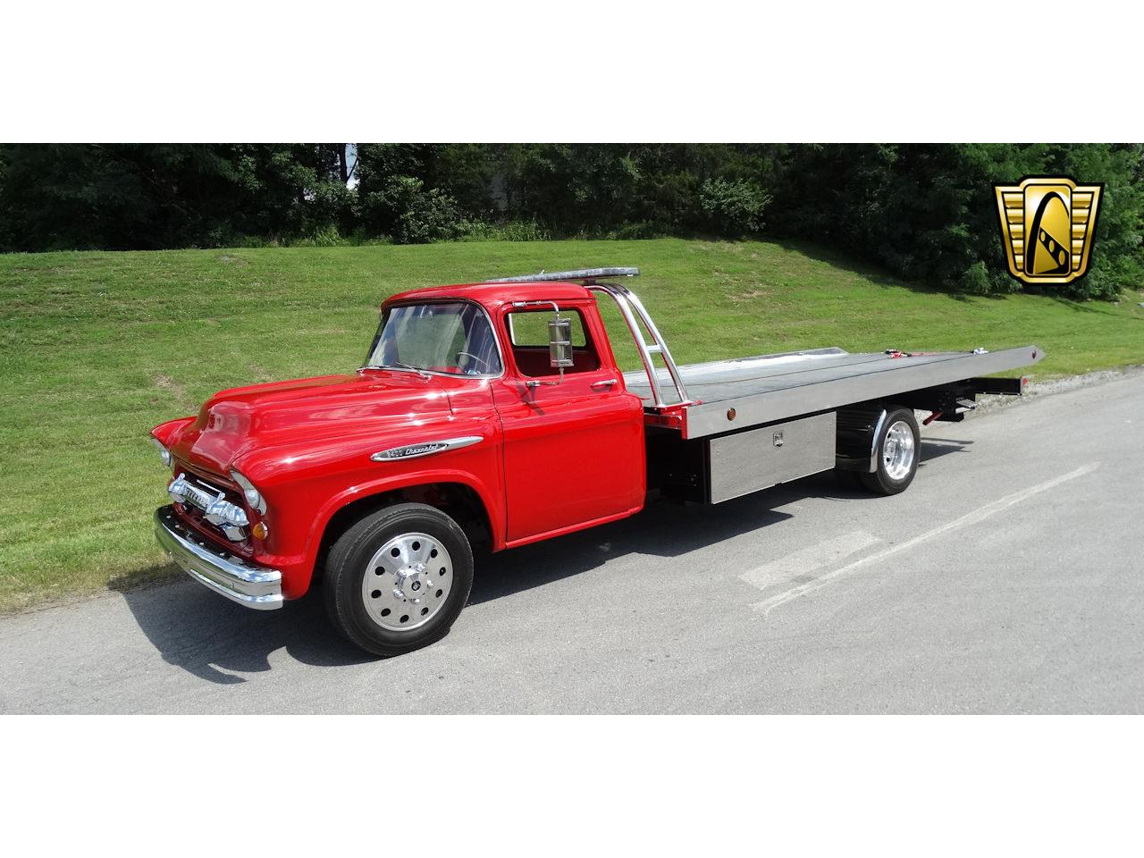 Large Picture of Classic '57 Chevrolet 640 - $70,000.00 Offered by Gateway Classic Cars - Nashville - LGSB