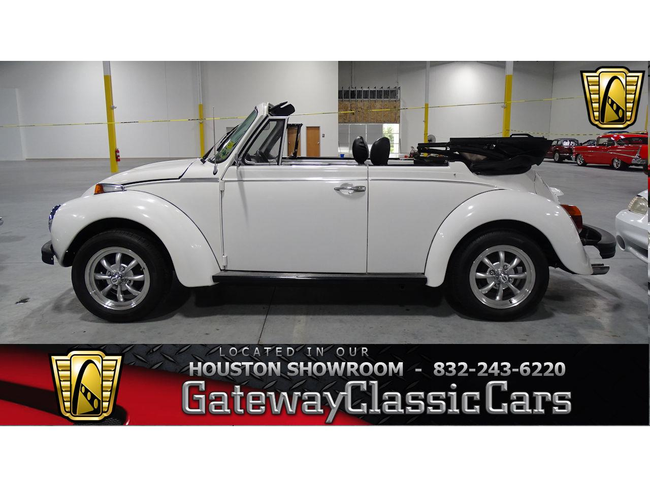 Large Picture of '78 Super Beetle located in Texas Offered by Gateway Classic Cars - Houston - LGSK