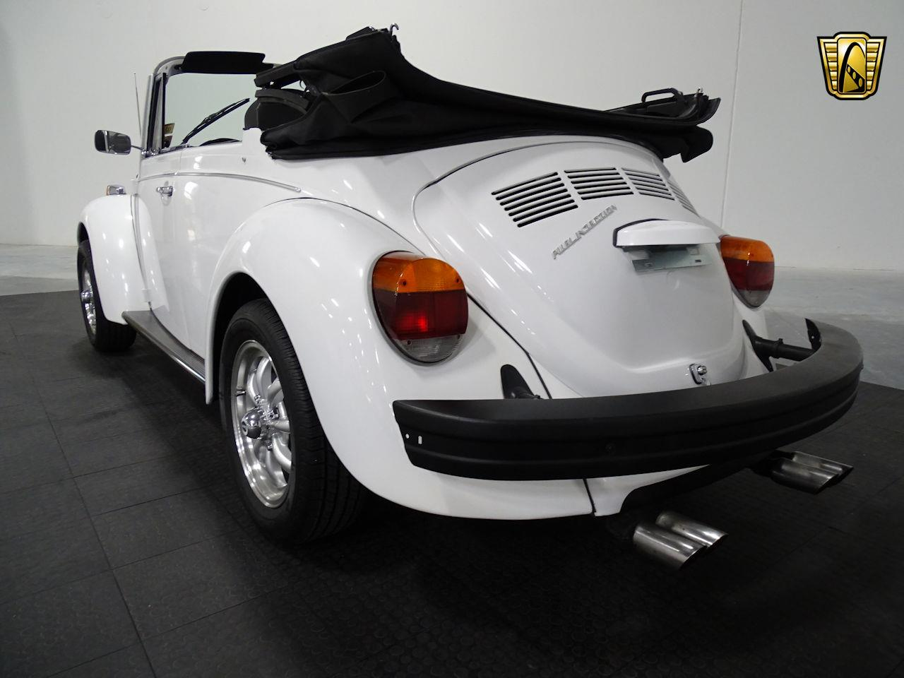 Large Picture of '78 Volkswagen Super Beetle located in Houston Texas Offered by Gateway Classic Cars - Houston - LGSK