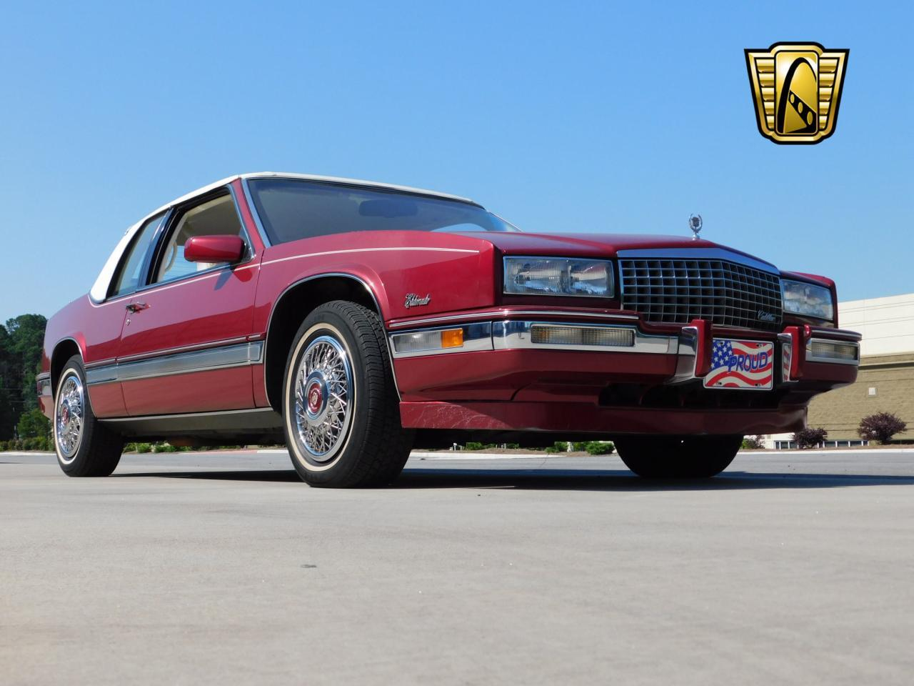Large Picture of '89 Eldorado - LGSU
