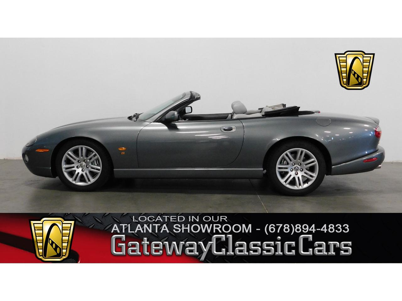 Large Picture of 2005 Jaguar XKR - $19,595.00 Offered by Gateway Classic Cars - Atlanta - LGSX