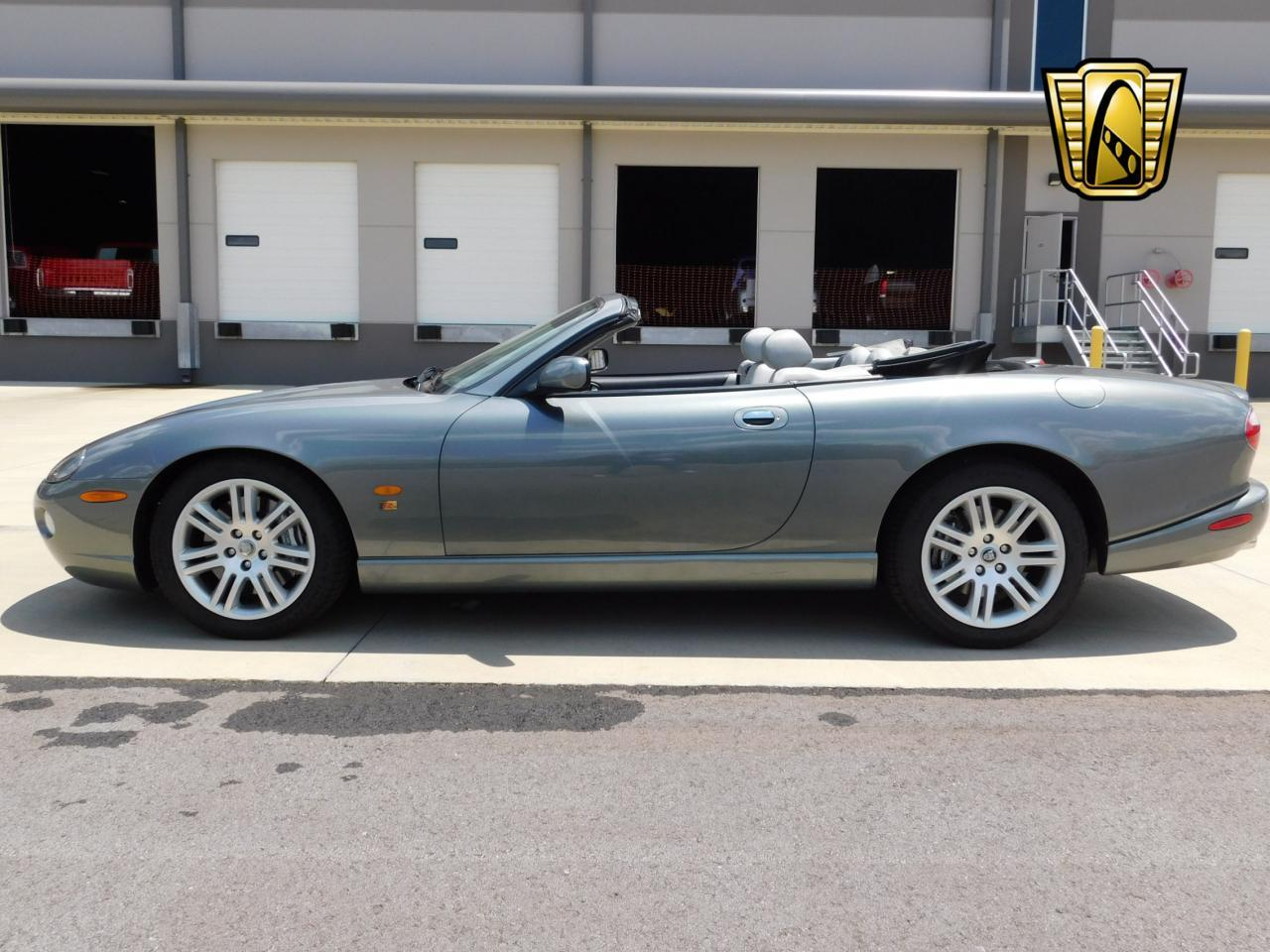 Large Picture of '05 XKR located in Alpharetta Georgia - $19,595.00 Offered by Gateway Classic Cars - Atlanta - LGSX