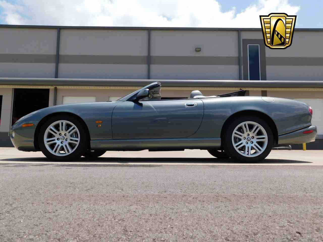 Large Picture of '05 XKR - LGSX