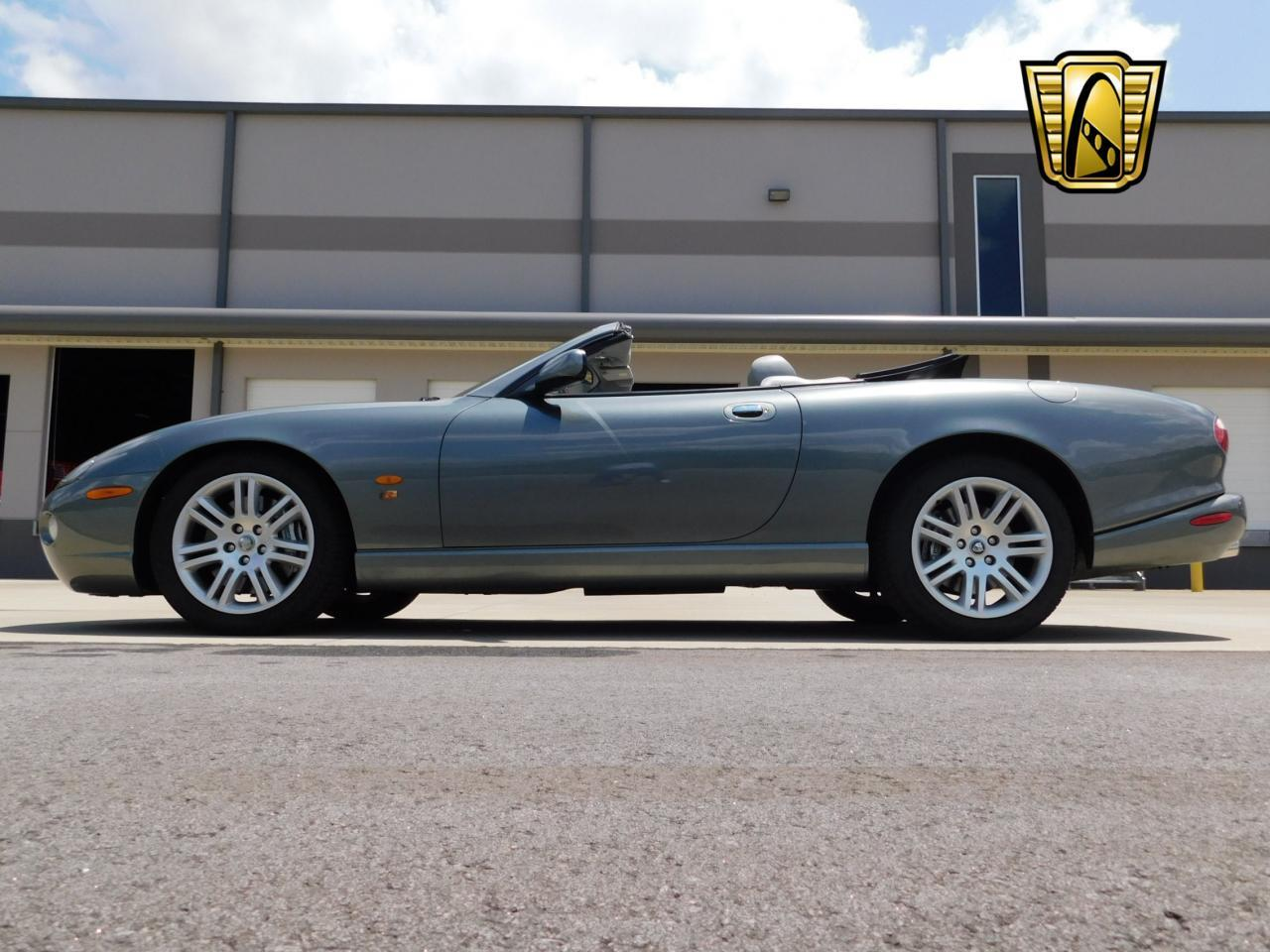 Large Picture of '05 Jaguar XKR Offered by Gateway Classic Cars - Atlanta - LGSX