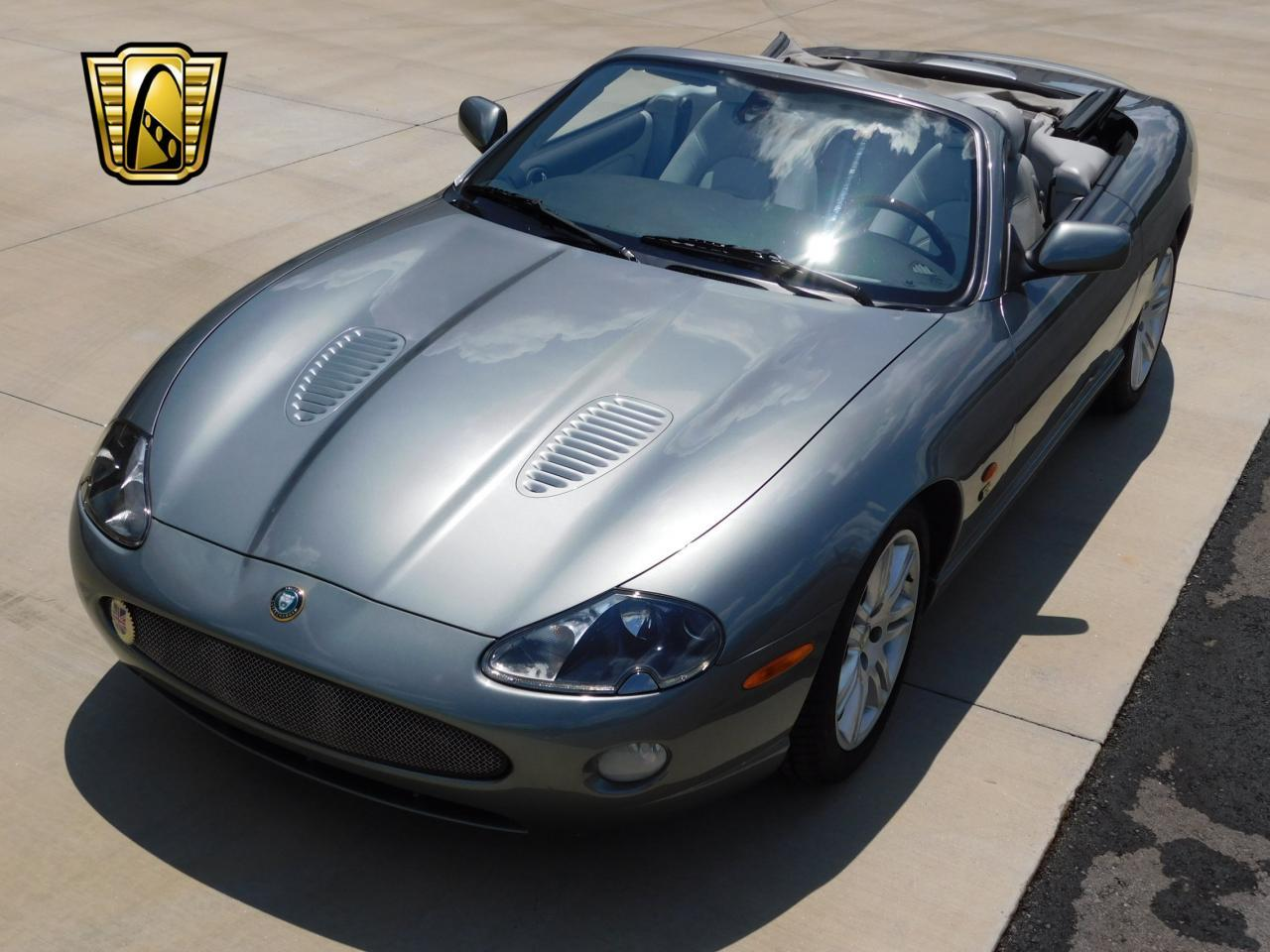 Large Picture of 2005 Jaguar XKR located in Georgia - $19,595.00 Offered by Gateway Classic Cars - Atlanta - LGSX