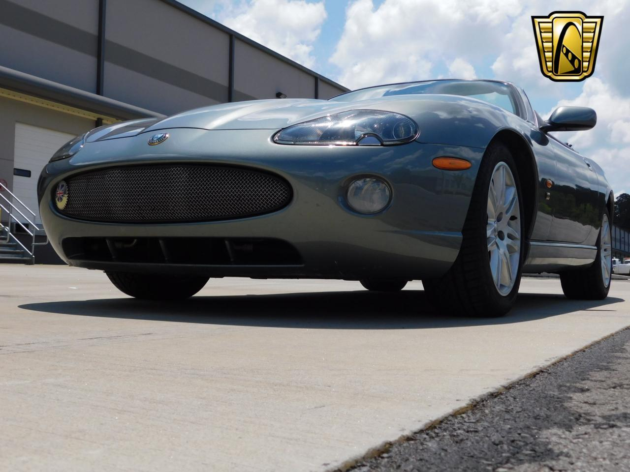 Large Picture of '05 Jaguar XKR located in Alpharetta Georgia Offered by Gateway Classic Cars - Atlanta - LGSX