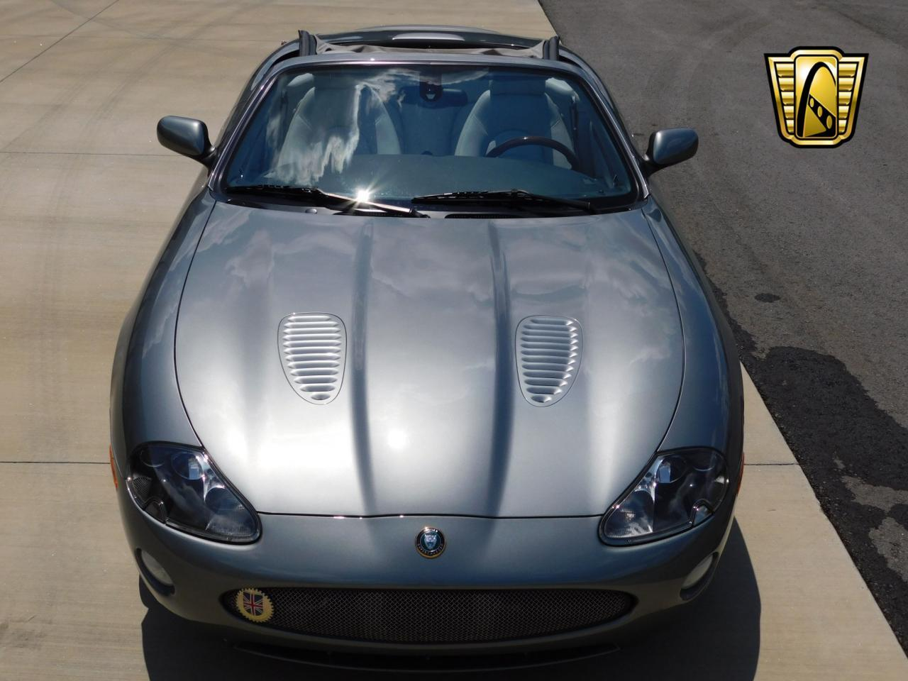 Large Picture of '05 Jaguar XKR located in Georgia - $19,595.00 Offered by Gateway Classic Cars - Atlanta - LGSX