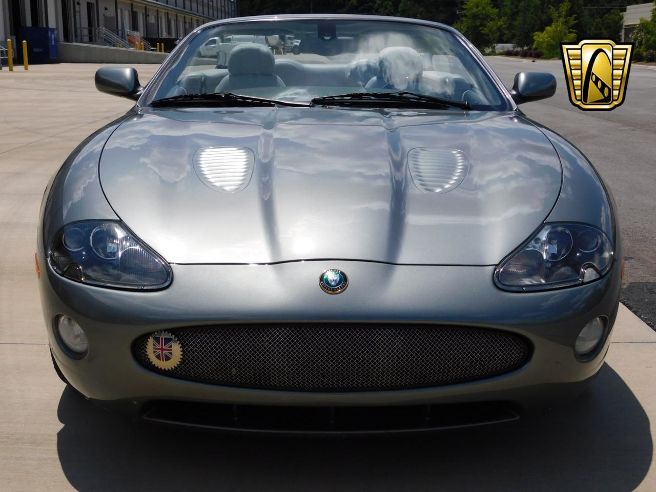 Large Picture of 2005 Jaguar XKR located in Georgia - LGSX