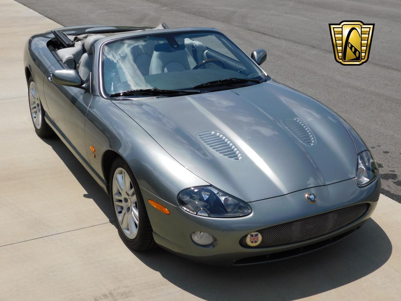 Large Picture of 2005 Jaguar XKR - LGSX