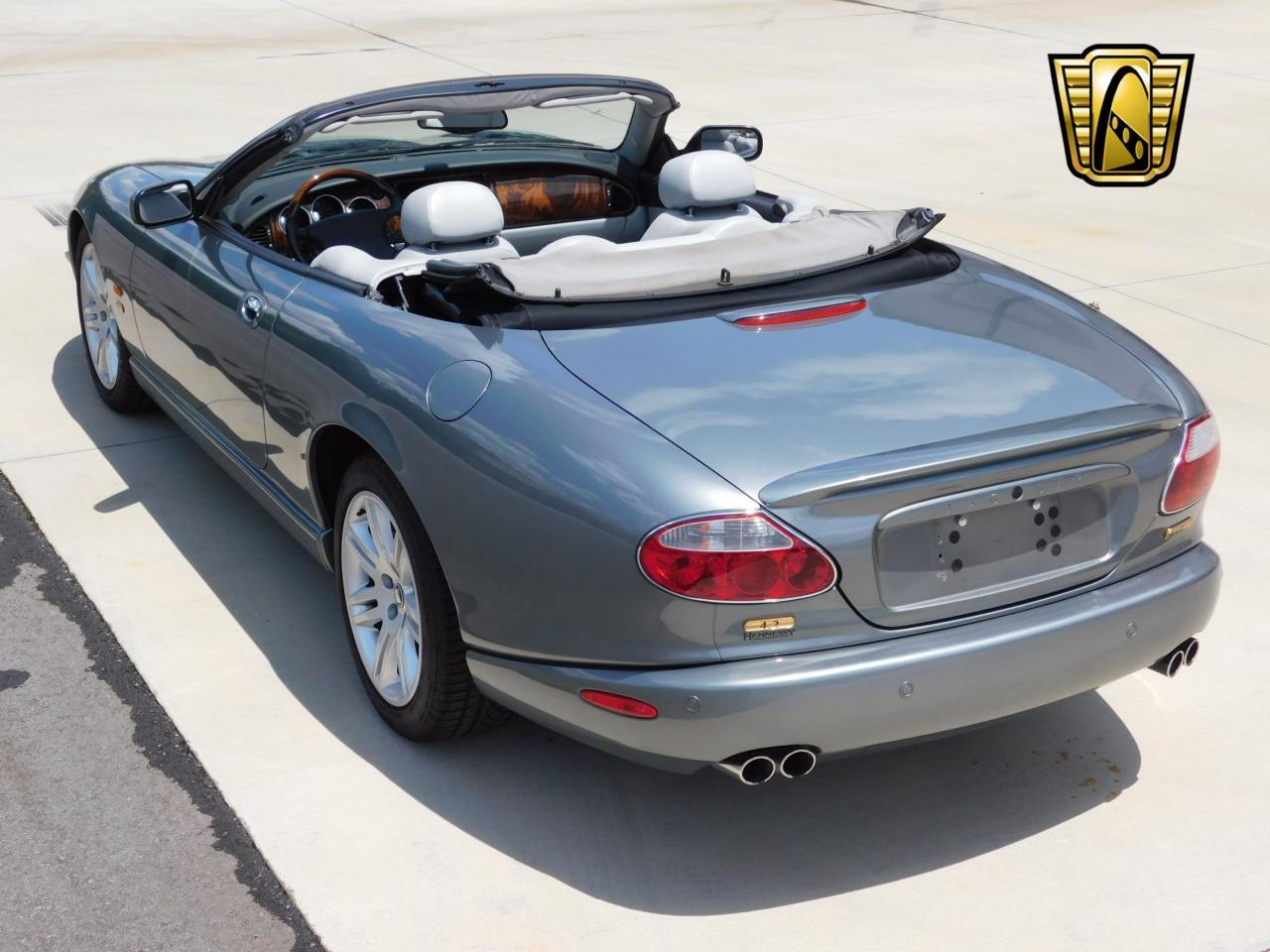 Large Picture of 2005 XKR located in Georgia Offered by Gateway Classic Cars - Atlanta - LGSX