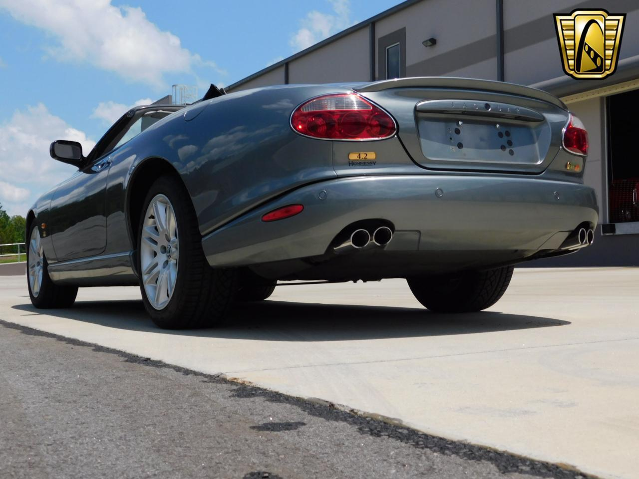 Large Picture of 2005 XKR located in Alpharetta Georgia - LGSX