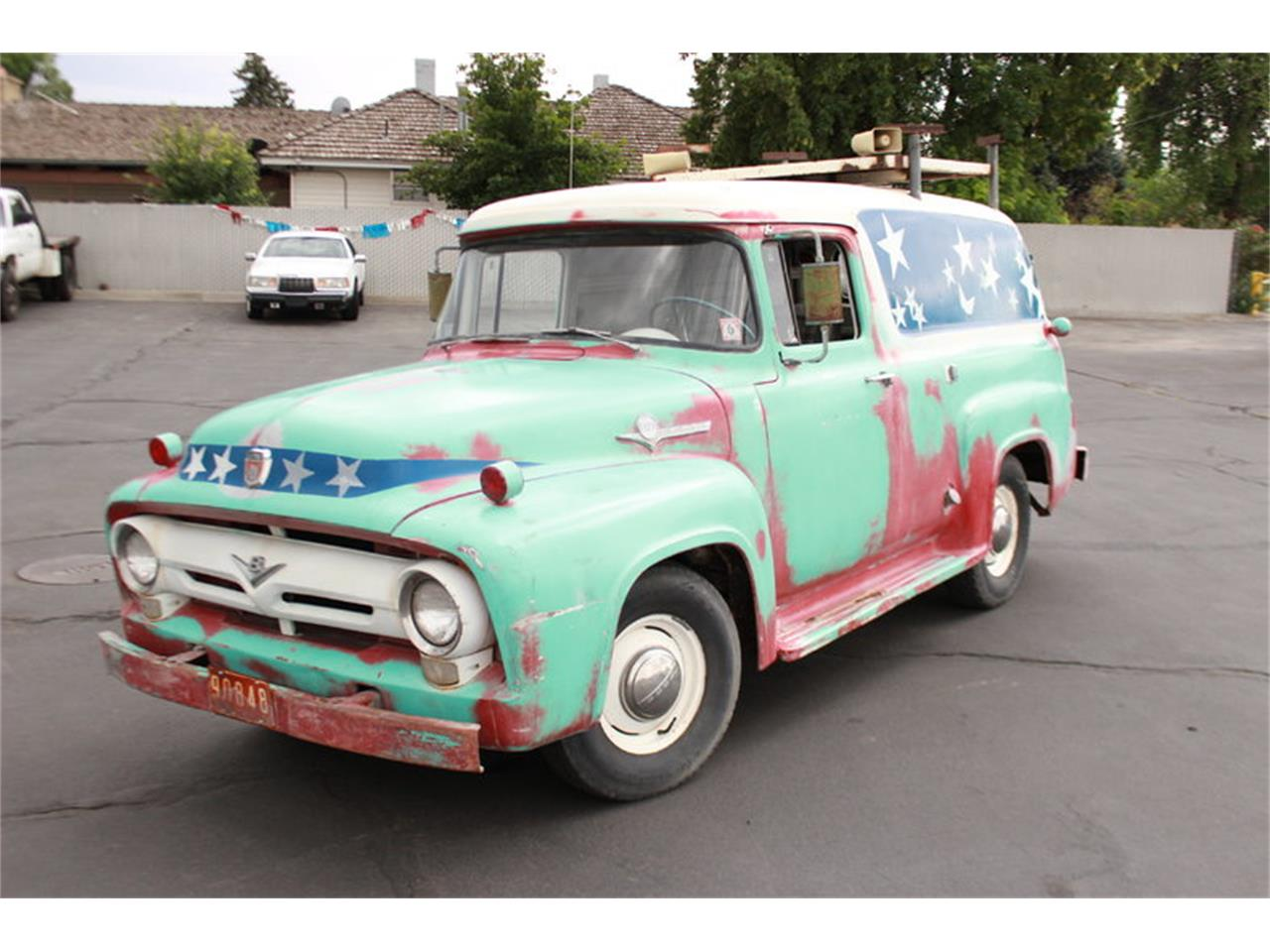 Large Picture of Classic '56 Ford F100 - $8,500.00 Offered by Salt City Classic & Muscle - LGT3