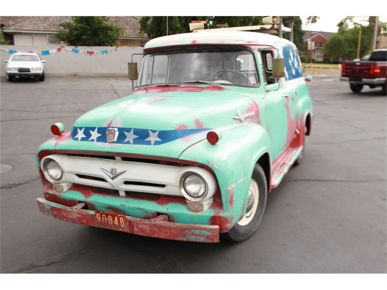 Large Picture of '56 Ford F100 - $8,500.00 Offered by Salt City Classic & Muscle - LGT3