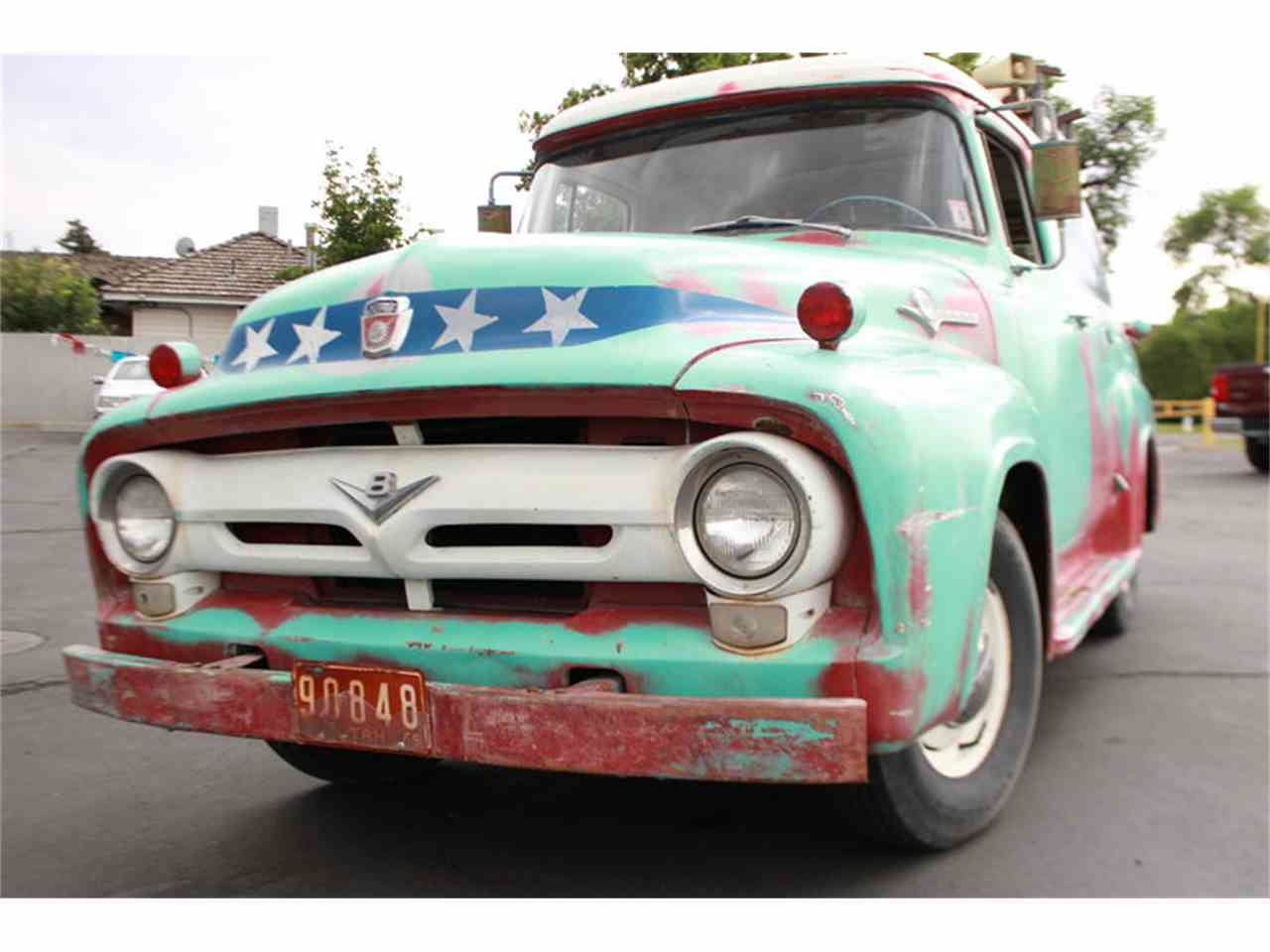 Large Picture of '56 F100 - LGT3