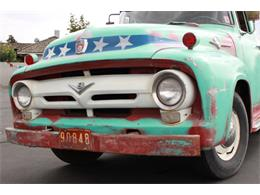 Picture of Classic 1956 F100 located in Vernal Utah - $8,500.00 - LGT3