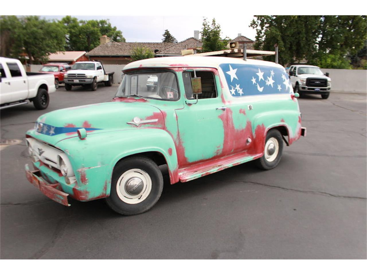 Large Picture of 1956 Ford F100 - $8,500.00 Offered by Salt City Classic & Muscle - LGT3