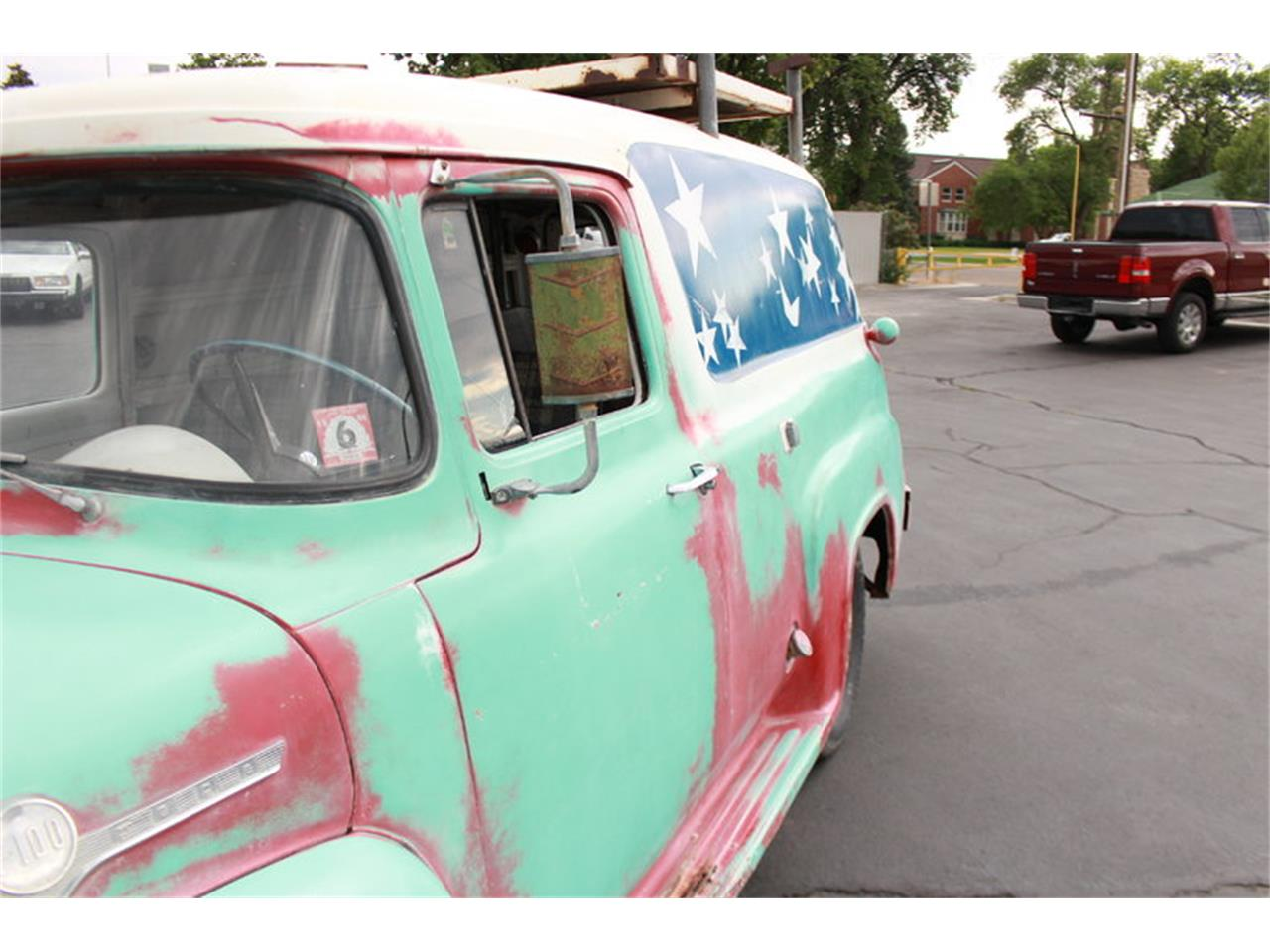 Large Picture of '56 Ford F100 Offered by Salt City Classic & Muscle - LGT3