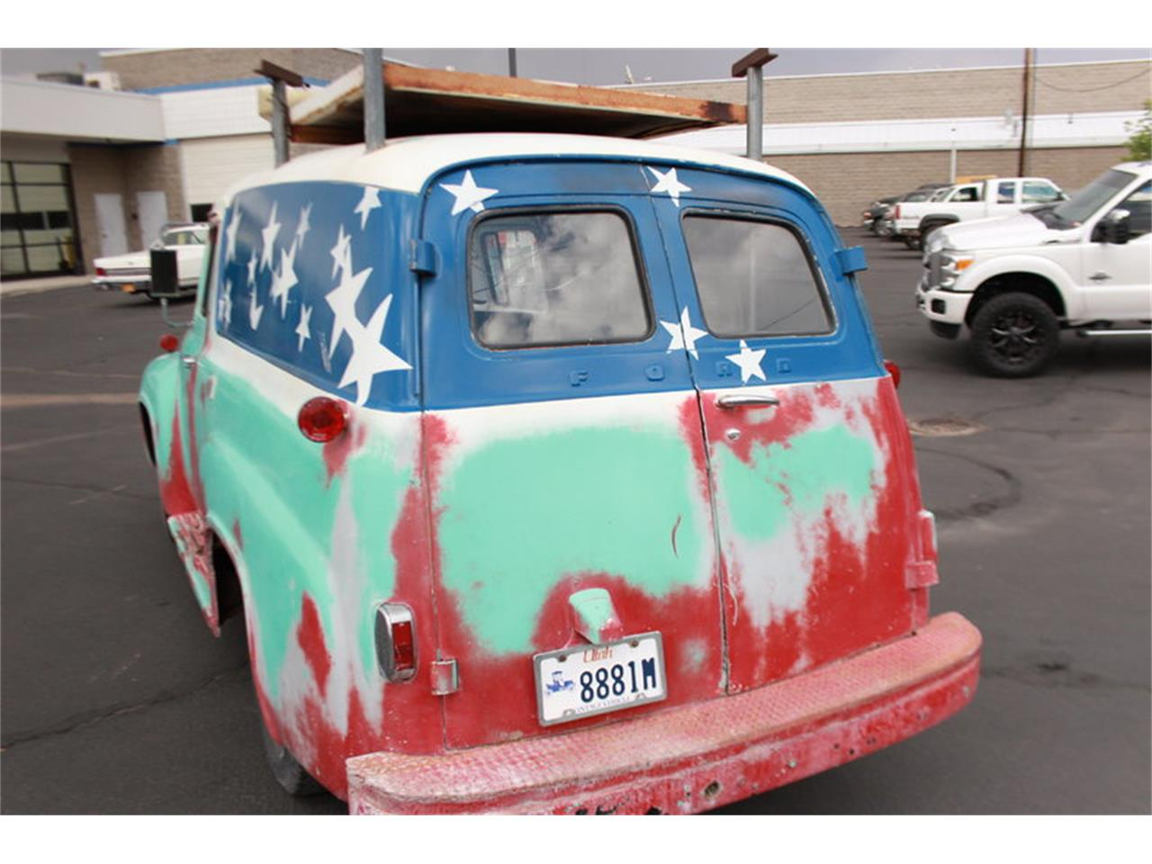 Large Picture of Classic 1956 Ford F100 located in Vernal Utah Offered by Salt City Classic & Muscle - LGT3