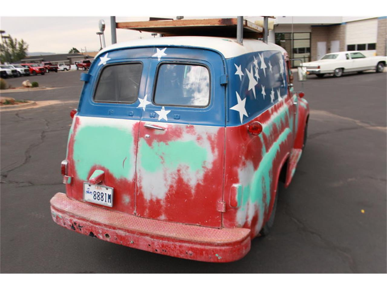 Large Picture of '56 Ford F100 located in Utah - LGT3