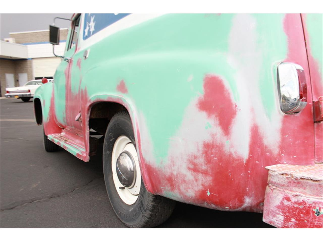 Large Picture of Classic 1956 F100 located in Vernal Utah - $8,500.00 Offered by Salt City Classic & Muscle - LGT3