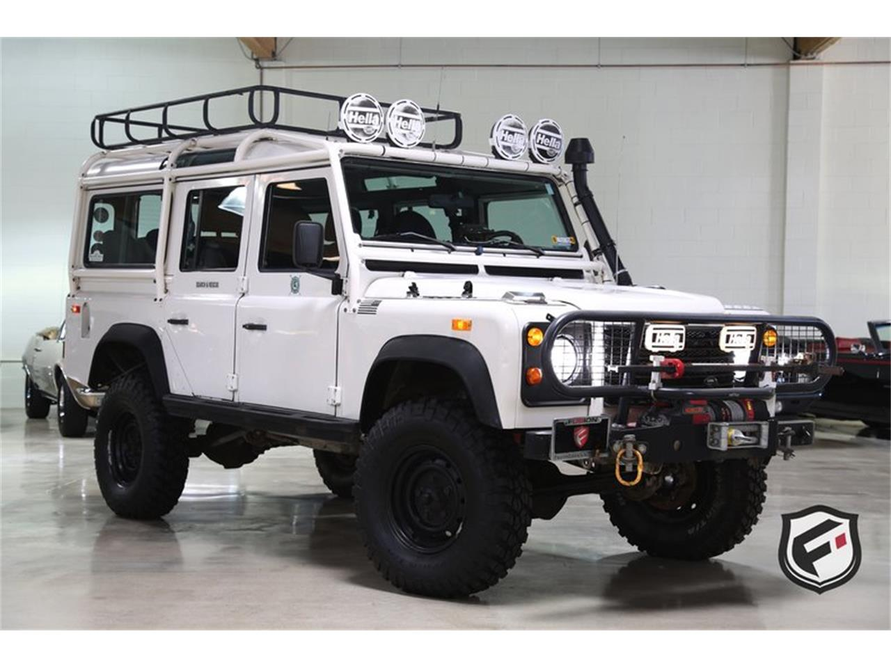 Large Picture of '93 Land Rover Defender located in California - $109,900.00 - LGT5
