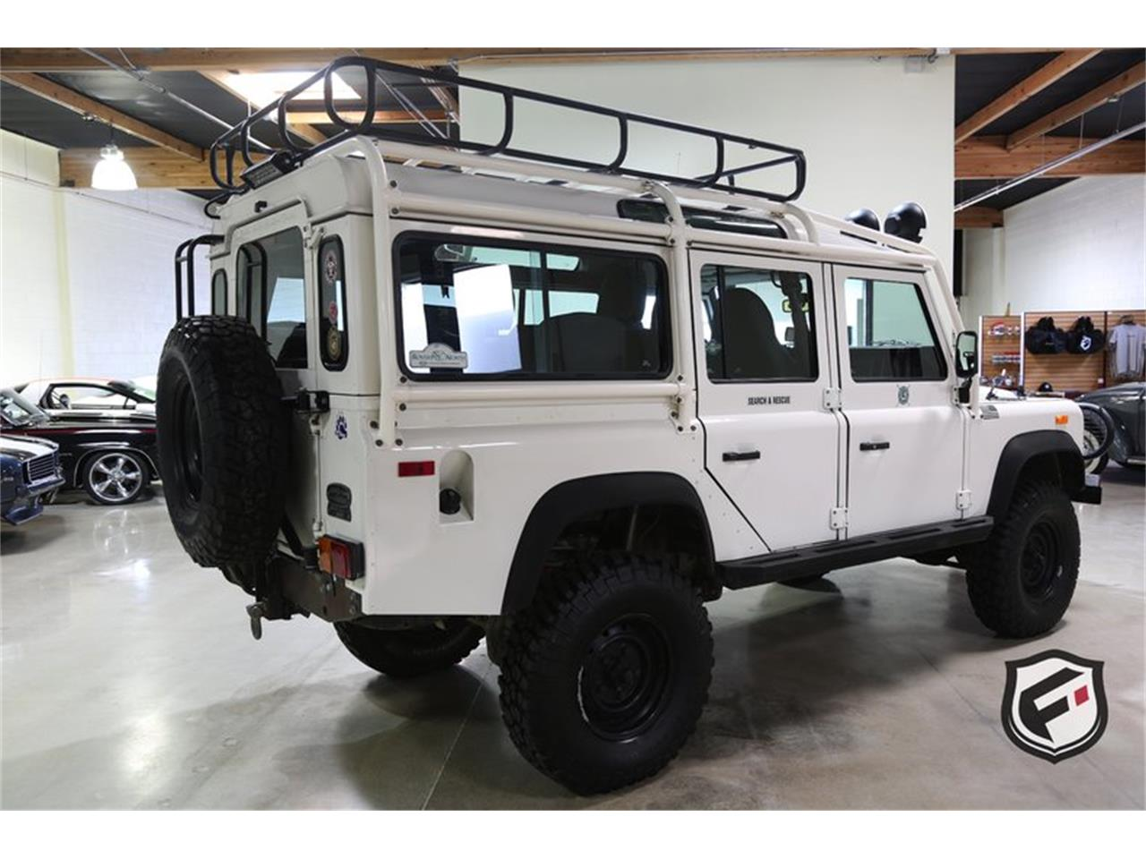 Large Picture of '93 Defender Offered by Fusion Luxury Motors - LGT5