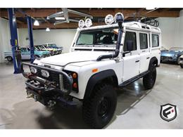 Picture of 1993 Land Rover Defender located in Chatsworth California - $109,900.00 Offered by Fusion Luxury Motors - LGT5