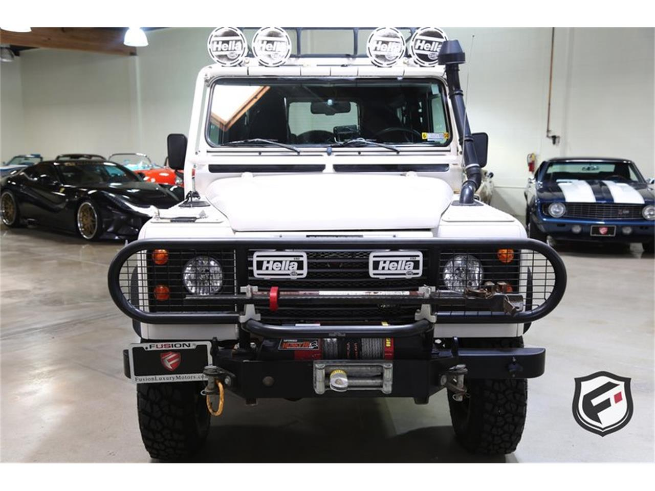 Large Picture of '93 Land Rover Defender Offered by Fusion Luxury Motors - LGT5
