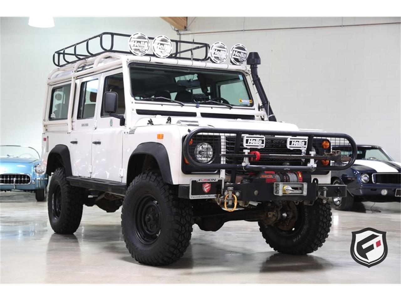 Large Picture of '93 Defender - $109,900.00 Offered by Fusion Luxury Motors - LGT5