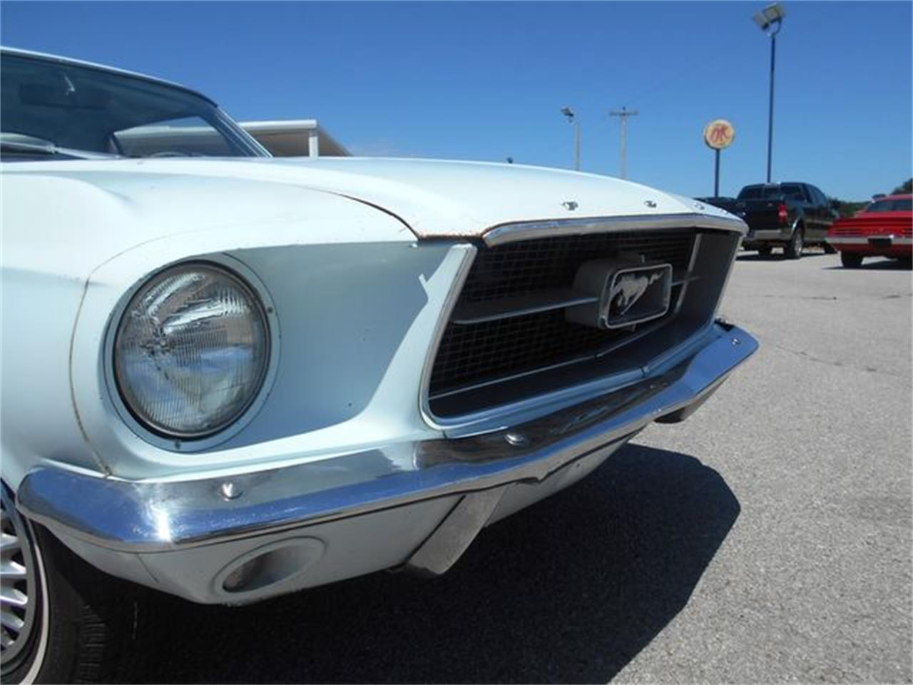 Large Picture of '67 Mustang - LGTM