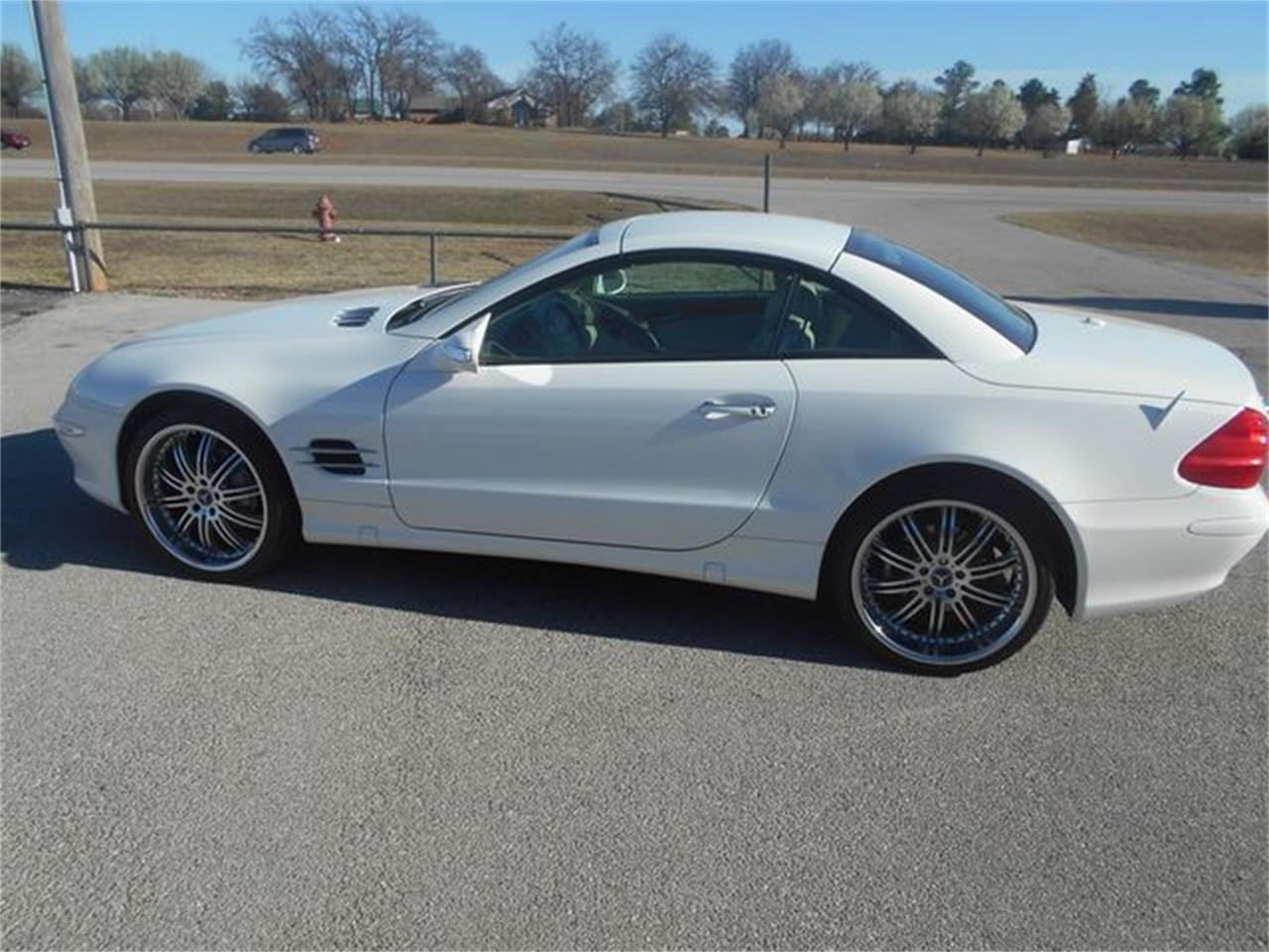 Large Picture of 2006 Mercedes-Benz SL500 located in Blanchard Oklahoma - $22,500.00 - LGTN