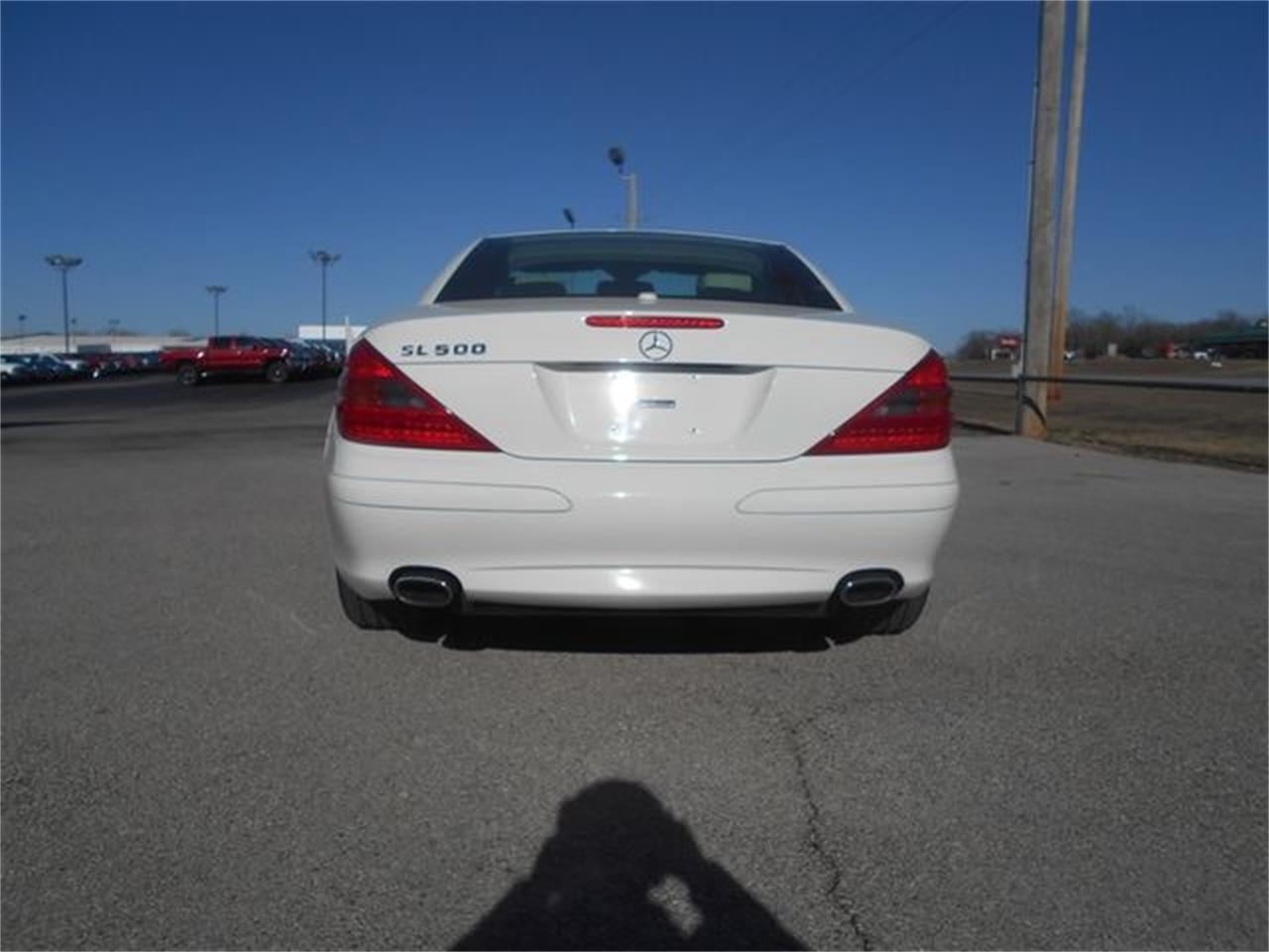 Large Picture of '06 Mercedes-Benz SL500 located in Oklahoma Offered by Knippelmier Classics - LGTN