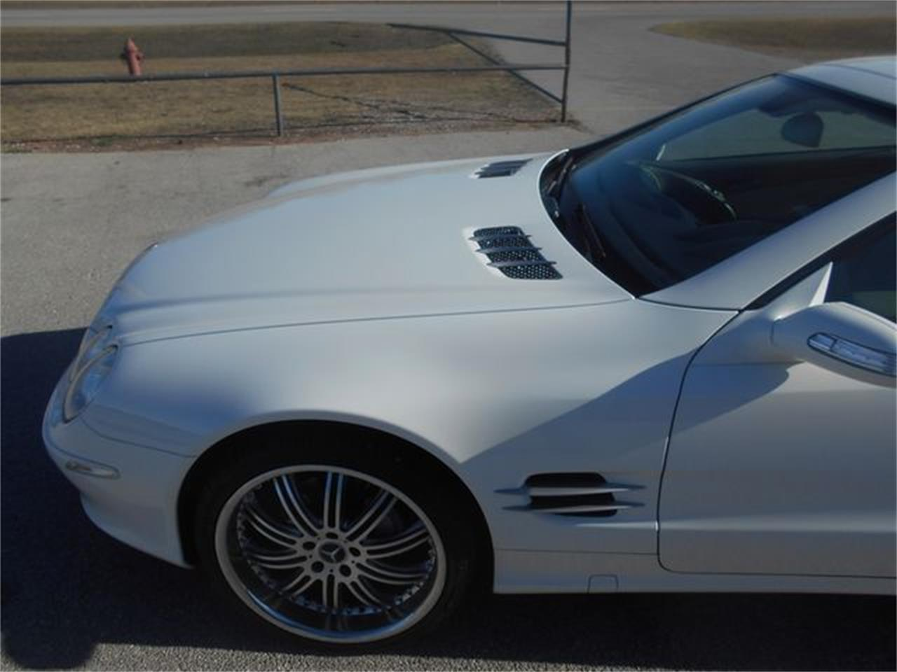 Large Picture of '06 Mercedes-Benz SL500 located in Oklahoma - LGTN