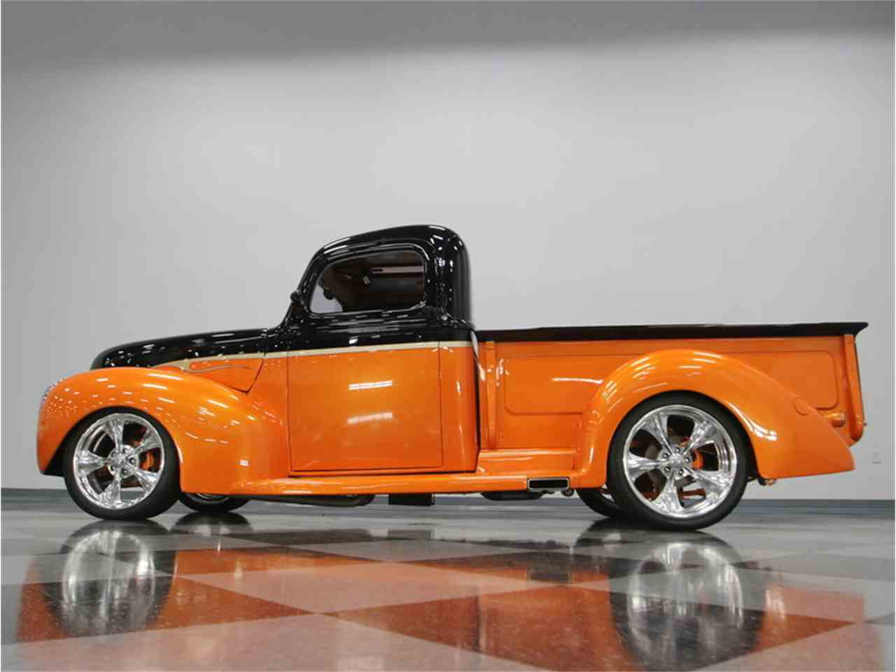 Large Picture of '40 Pickup - LGTS
