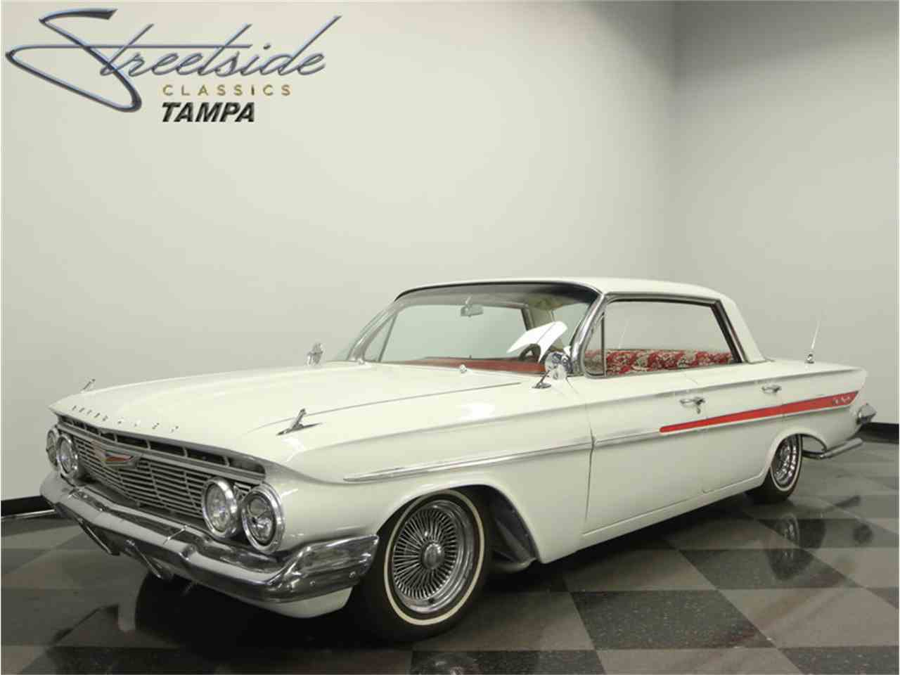 Large Picture of Classic '61 Impala located in Lutz Florida - $13,995.00 Offered by Streetside Classics - Tampa - LGUL