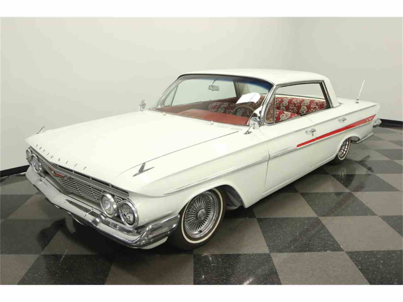 Large Picture of Classic '61 Impala Offered by Streetside Classics - Tampa - LGUL